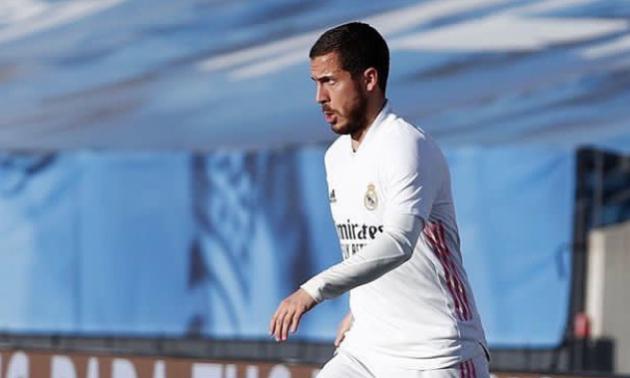 Азар знову травмувався та пропустить найважливіший матч Реала у сезоні
