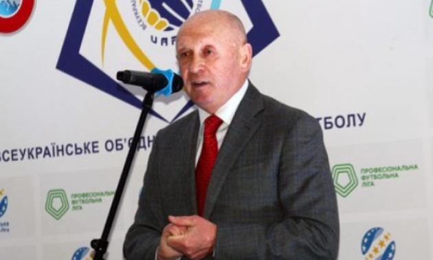 Павлов вказав на заслугу Шевченка у становленні збірної України
