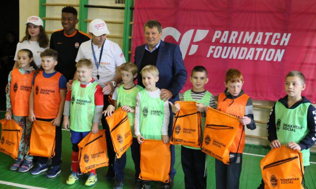У Полтаві запустять тренування з футболу для дітей з інвалідністю
