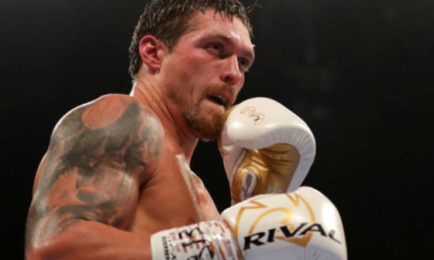 Усик втратив пояси WBA, WBO, WBC