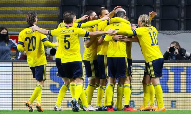 Швеція - Хорватія 2:1. Огляд матчу