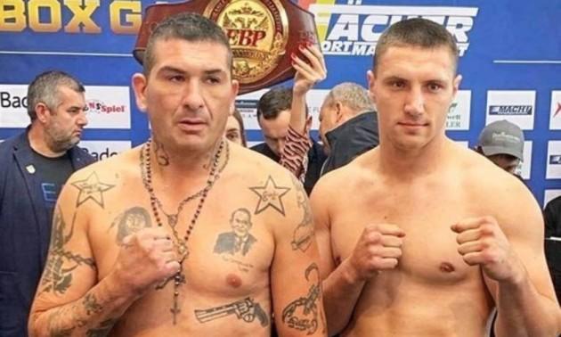 Сіренко у першому раунді нокаутував Берардіно