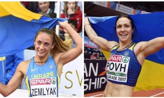 Лозаннський суд змінив дати початку дискваліфікації українських легкоатлеток