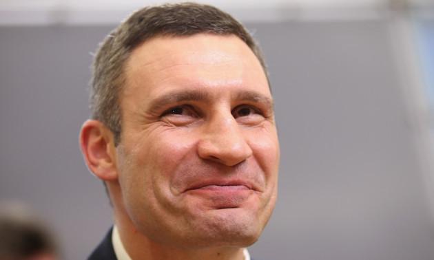 Кличко: Як мер Києва може вболівати за Шахтар?
