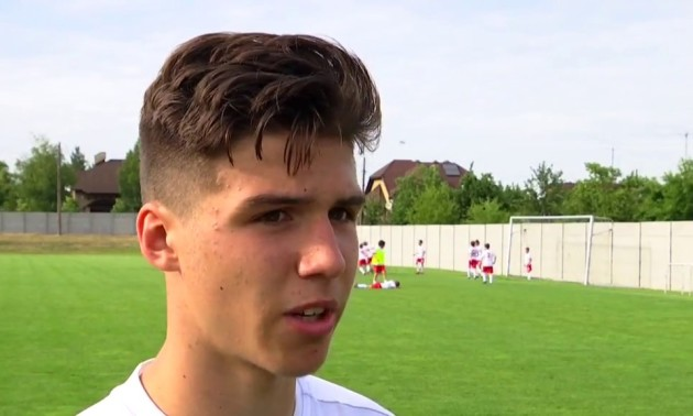 Півзахисника Динамо назвали найперспективнішим гравцем у Східній Європі