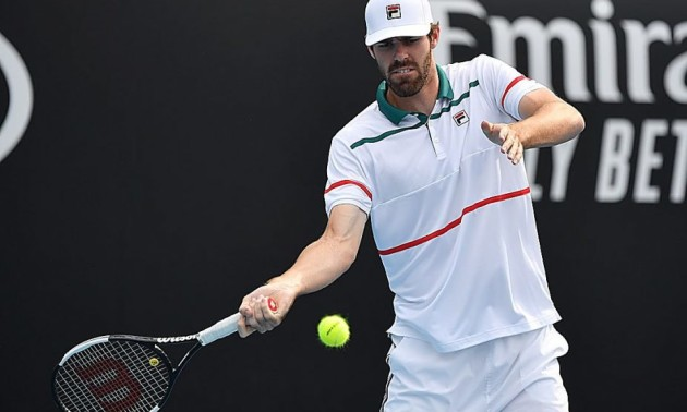 Гравець обматюкав суддю на Australian Open