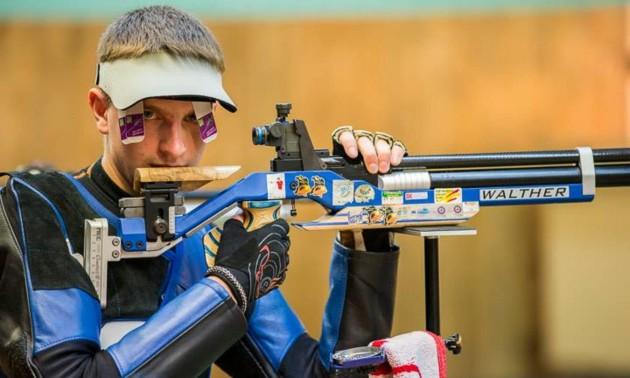 Куліш посів 8 місце в фіналі Олімпіади у стрільбі з гвинтівки