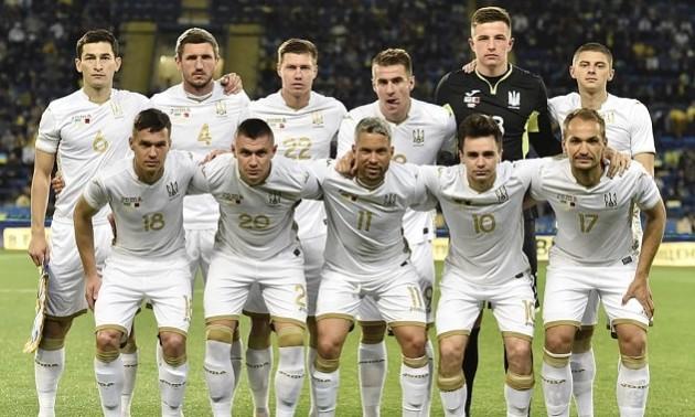 УЄФА перевірятиме форму збірної України перед матчами Євро-2020