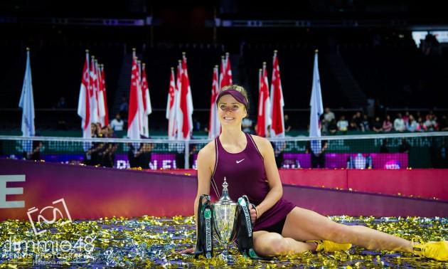 Чотири українки закінчили тенісний сезон в ТОП-100