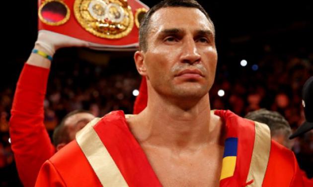 Стало відомо скільки Кличко заробив у боксі