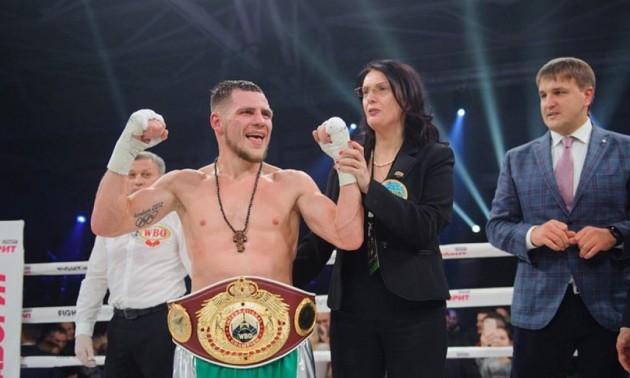 Берінчик і Дерев'янченко покращили позиції у рейтингу WBO