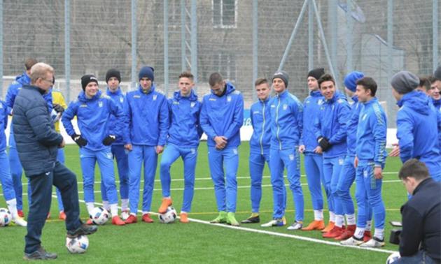 Збірна України U-21 розгромно програла одноліткам з Болгарії