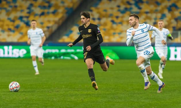 Караваєв вказав на різницю класу між Динамо та Барселоною