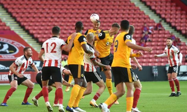 Шеффілд Юнайтед - Вулвергемптон 0:2. Огляд матчу