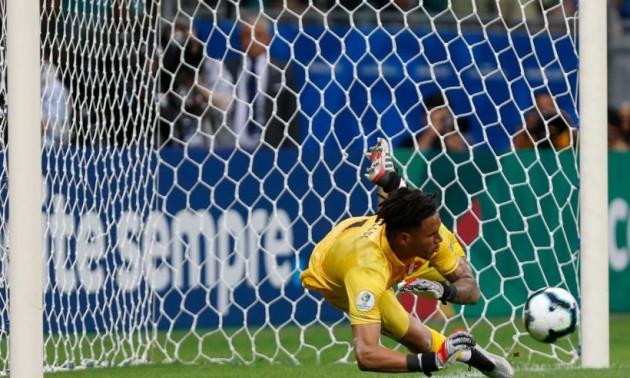 Перу сенсаційно вийшла у півфінал Копа Америки