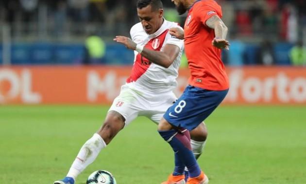 Збірна Перу розгромила Чилі і вийшла у фінал Копа Америки