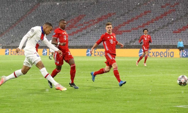 Баварія - ПСЖ 2:3. Огляд матчу