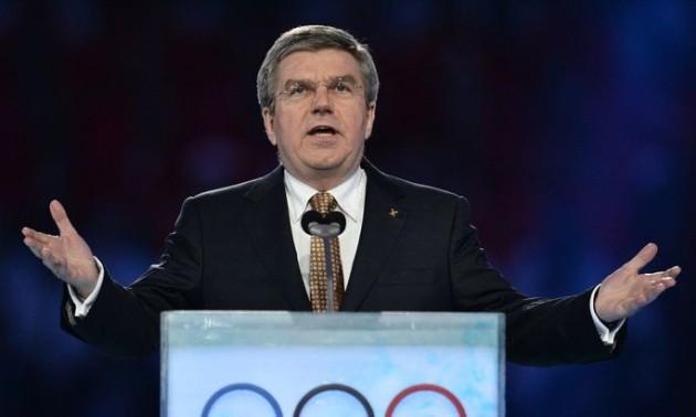 Бах переобраний на посаду президента Міжнародного олімпійського комітету