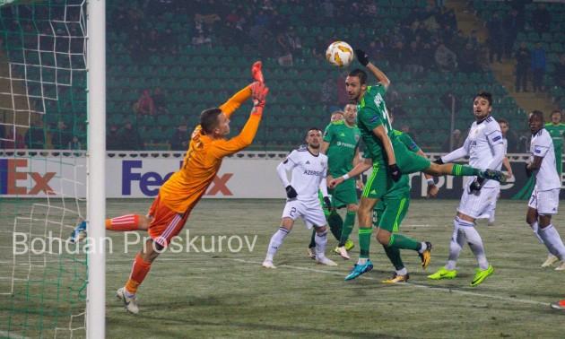 Вогняні емоції матчу Ворскла — Карабах. ФОТОЗВІТ
