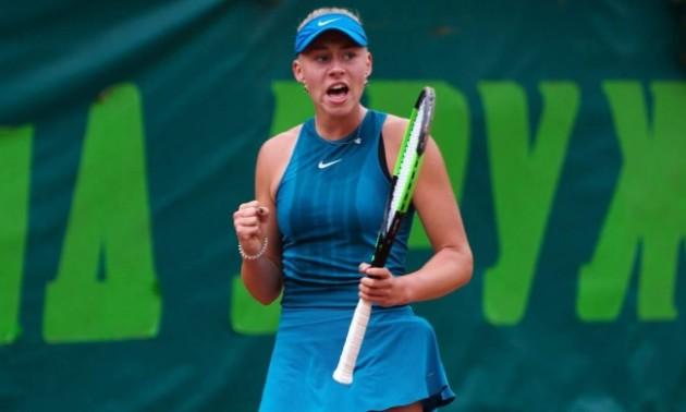 Лопатецька вийшла у фінал турніру ITF на Сардинії