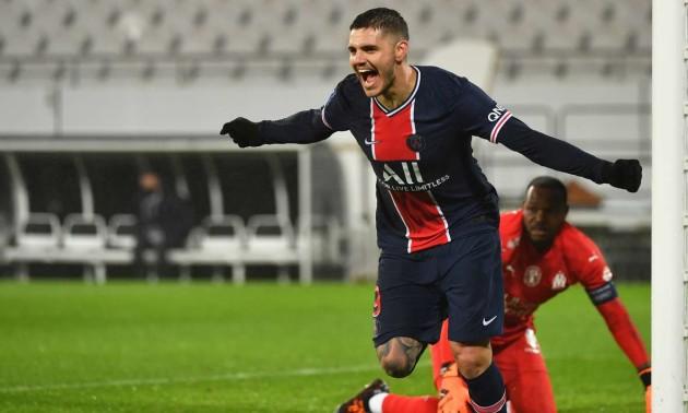 ПСЖ обіграв Марсель у матчі за Суперкубок Франції