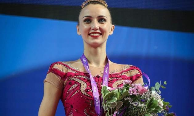 Видатна українська спортсменка отримала високу державну нагороду
