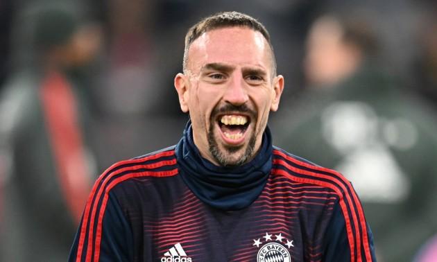 Рібері став рекордсменом Баварії за кількістю чемпіонств
