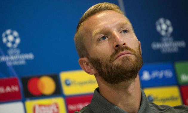 Тренер Гента відреагував на фактичний виліт команди з Ліги Європи
