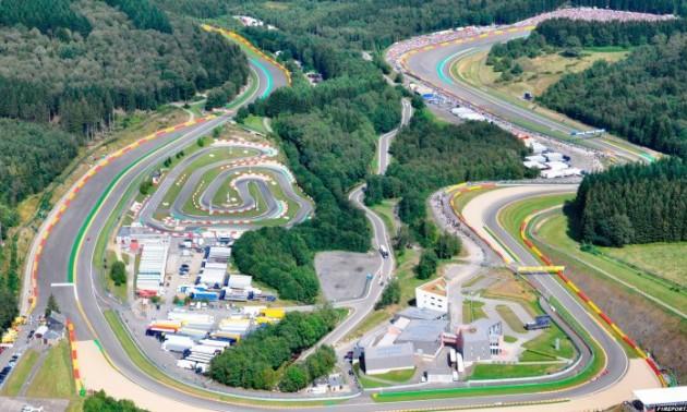 Влада Бельгії дозволила провести Гран-прі Формули-1 без глядачів