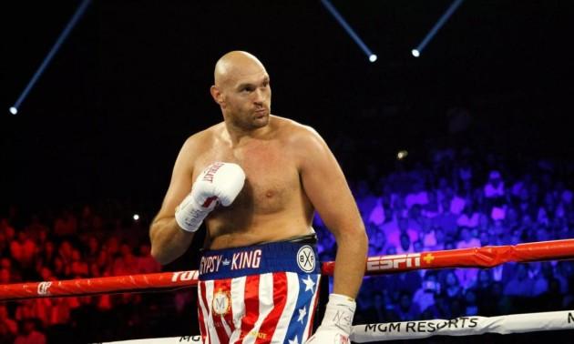 Ф'юрі: Не буду битися в MMA, поки не проведу бій з Джошуа, Вайтом і Усиком