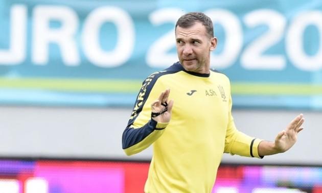 Шевченко назвав заявку збірної України на матч з Австрією
