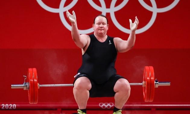 Перший трансгендер в історії Олімпіади провалив свій виступ