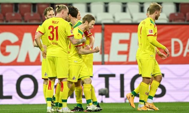 Кельн у результативному матчі обіграв Аугсбург