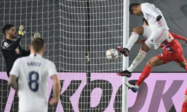 Реал з труднощами переграв Гранаду у 15 турі Ла-Ліги