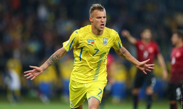 Опитування. Найкращий гол збірної України у кваліфікації до Євро-2020