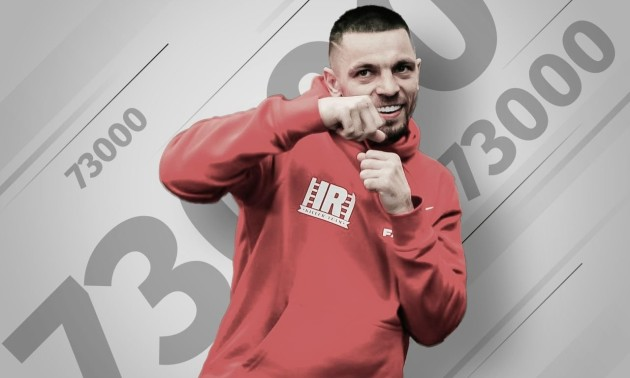 Українському боксеру запропонували російське громадянство за 500 000 доларів. ФОТО