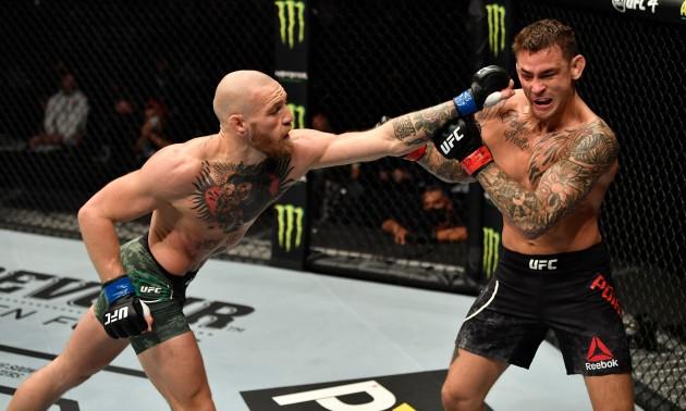 Пуар'є нокаутував Мак-Грегора, Чендлер знищив Хукера: результати UFC 257
