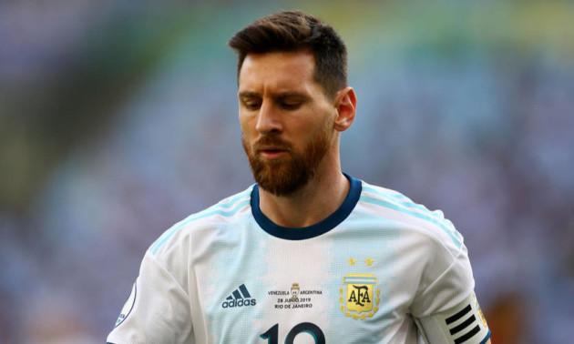 Збірна Аргентини встановила новий антирекорд