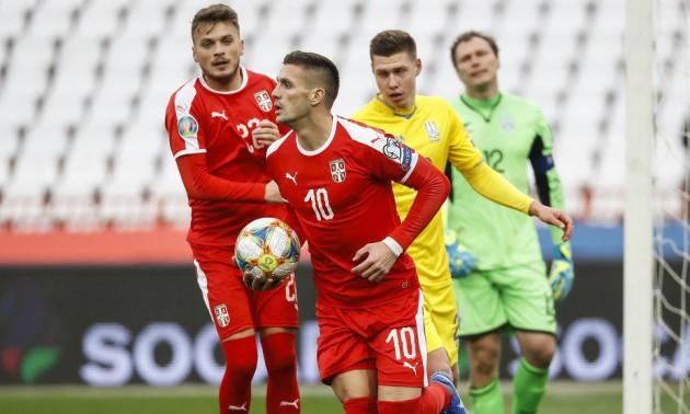 Сербія - Україна 2:2. Огляд матчу