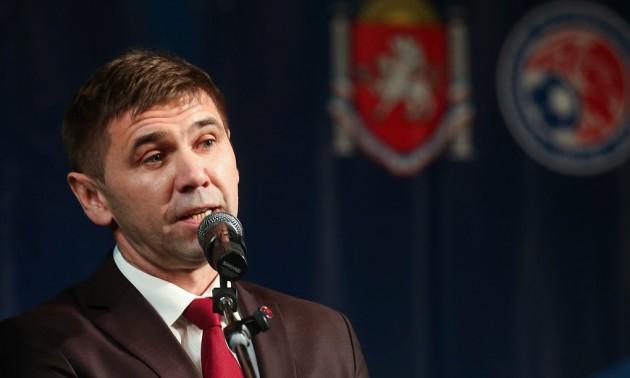 Російські клуби проведуть збори в анексованому Криму