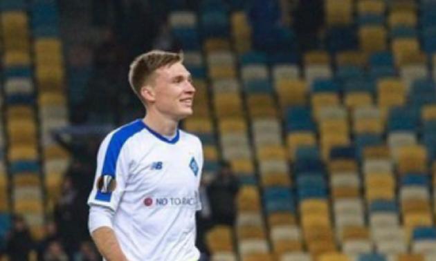Сидорчук отримав вилучення у матчі із ФК Львів та пропустить матч проти Шахтаря