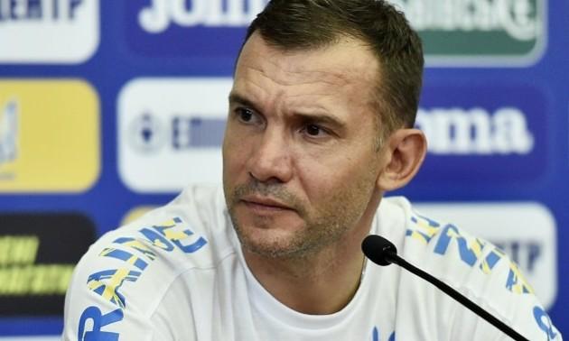 Шевченко оцінив перемогу над Північною Македонією