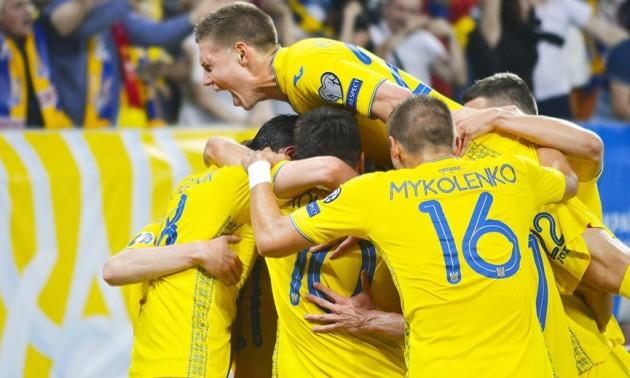 Збірну України чекає випробування чемпіонами Європи