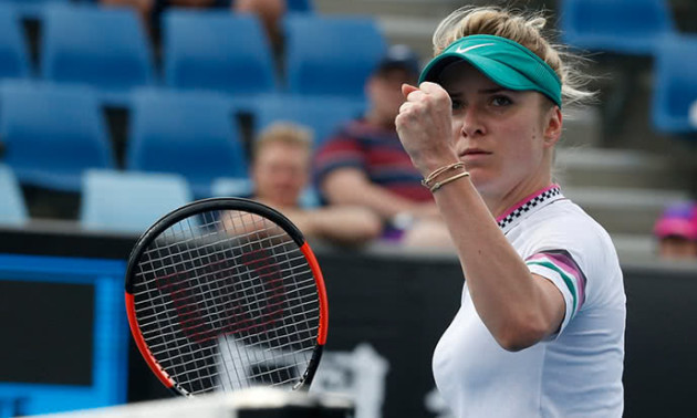 Світоліна програла Вондроушовій і залишила турнір у Римі