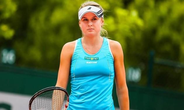 Козлова покинула парний турнір Roland Garros