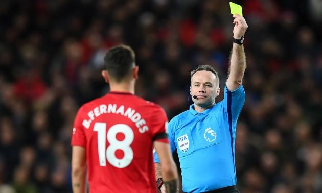 Манчестер Юнайтед не зміг обіграти Вулвергемптон у 25 турі АПЛ