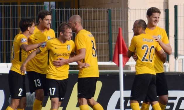 Олександрія скасувала тренування перед матчем Ліги Європи