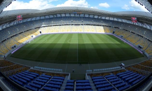 УАФ затвердила три міста України, які приймуть товариські матчі збірної