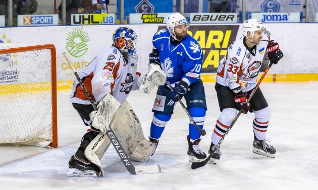 Сокіл втретє програв Донбасу у фіналі плей-оф УХЛ