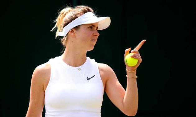 Світоліна: Тепер я можу показувати свій найкращий теніс